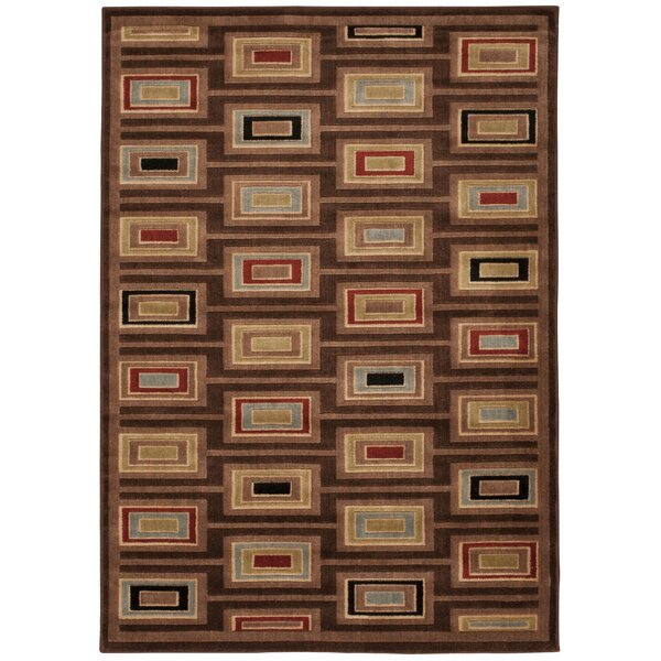 Prestige Brown Area Rug by Nourison