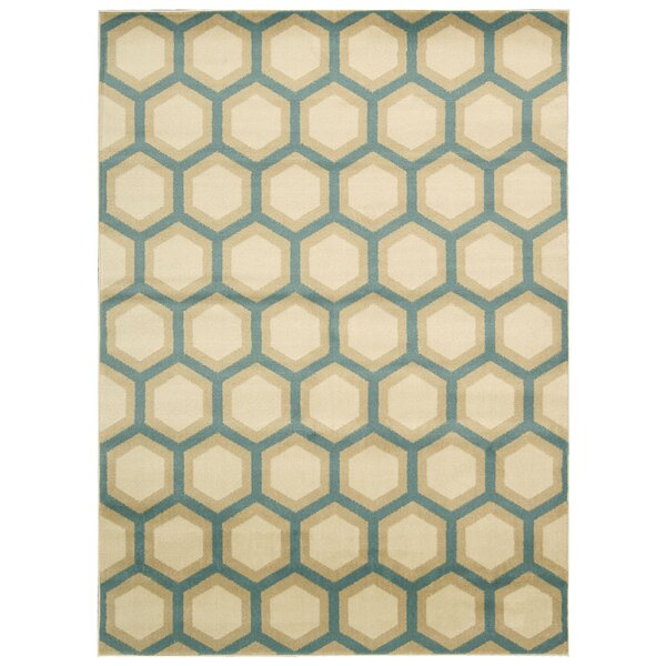 Severin Ivory Area Rug by Wrought Studio