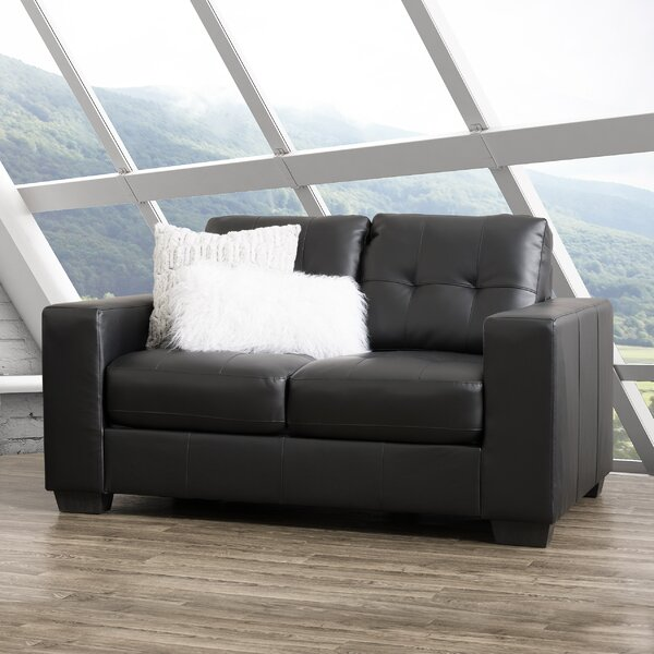 Awesome Kaye Loveseat by Latitude Run by Latitude Run