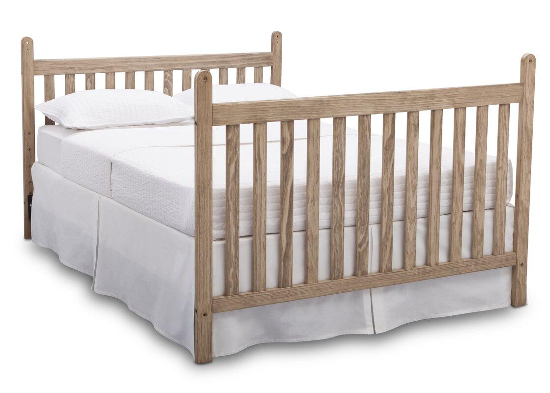 100 million dollar baby classic foothill convertible crib w