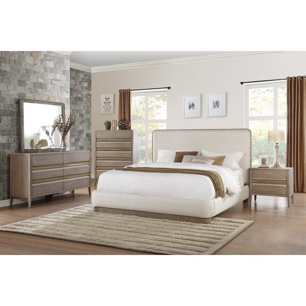 Mcchesney Platform Configurable Bedroom Set by Wrought Studio
