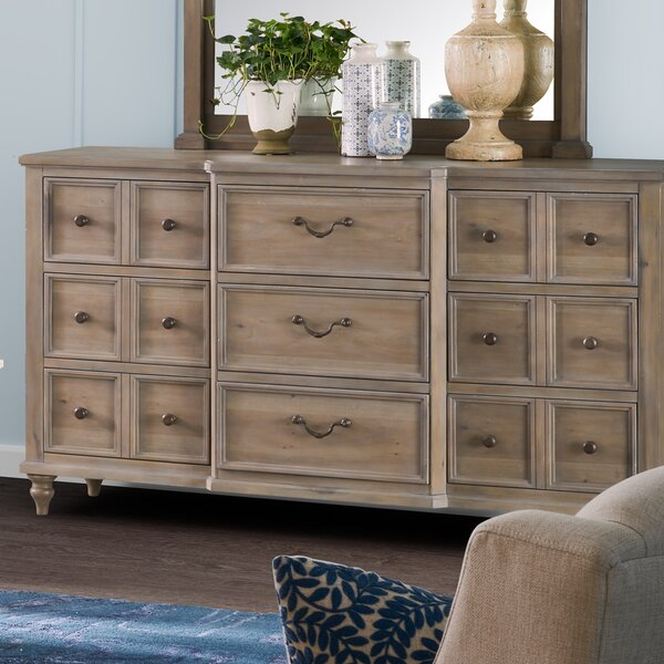 Donavan 9 Drawer Dresser by One Allium Way