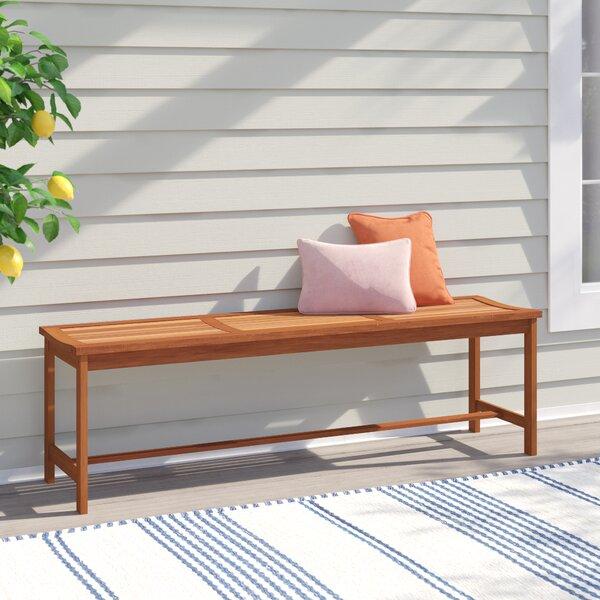 Cadsden Hardwood Picnic Bench by Three Posts