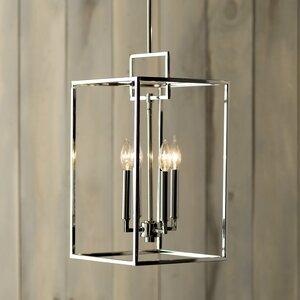 Abrego 4-Light Foyer Pendant