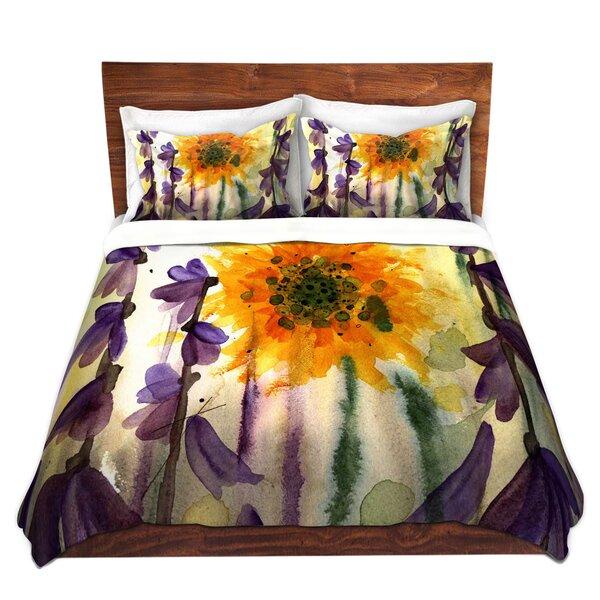 Wildflowers Duvet Cover Set