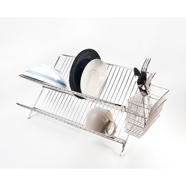 Endurance® Folding Dish Rack by RSVP-INTL