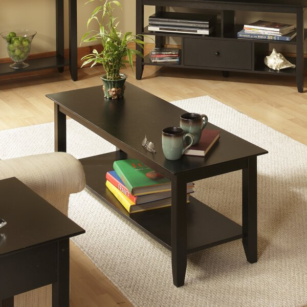 Haines Coffee Table With Storage By Andover Mills