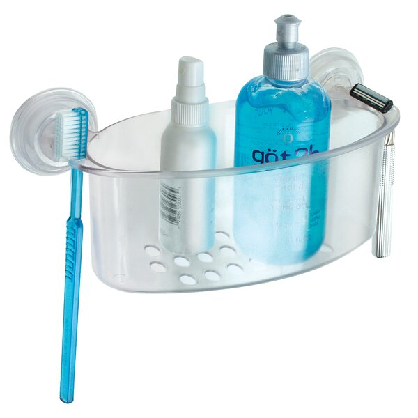 Power Lock Shower Caddy by InterDesign