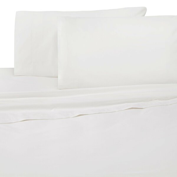 Galvez 300 Thread Count Fitted Sheet by Alwyn Home