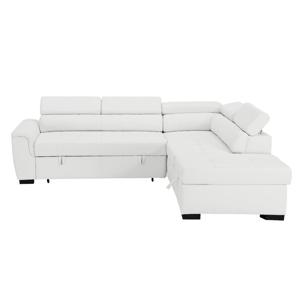 Tramel Sleeper Sectional by Latitude Run