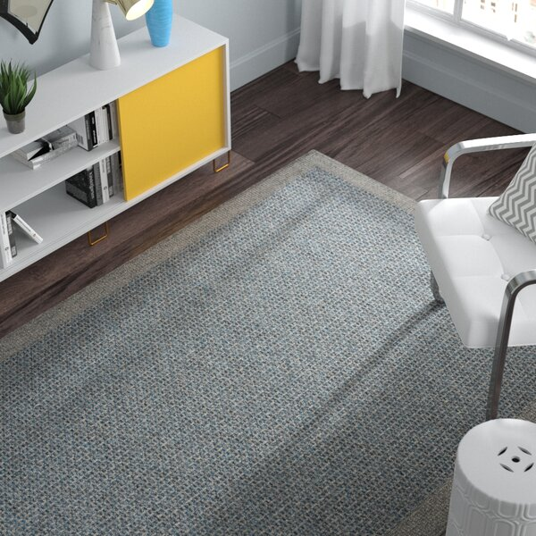 Felipe Blue/Gray Indoor/Outdoor Area Rug by Zipcode Design