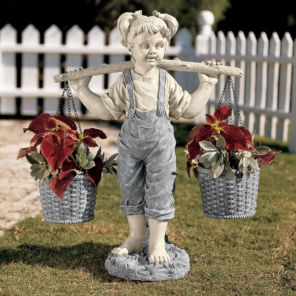 Design Toscano Martin Garden Statue U0026 Reviews | Wayfair