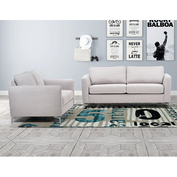 Arverne 2 Piece Sleeper Living Room Set by Brayden Studio Brayden Studio