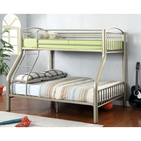 Kostemia Twin Over Full Bunk Bed by Hokku Designs