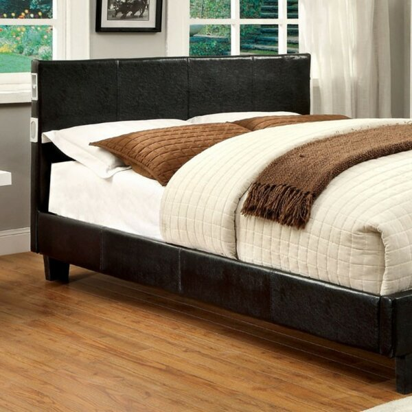 Saco Upholstered Platform Bed by Winston Porter