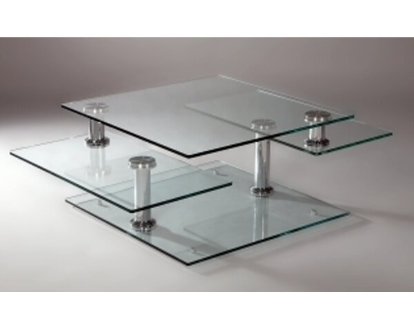 Maddox Coffee Table by Chintaly Imports