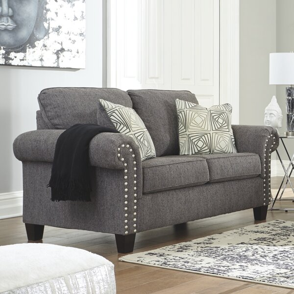 Best Price Knepper Loveseat by House of Hampton by House of Hampton