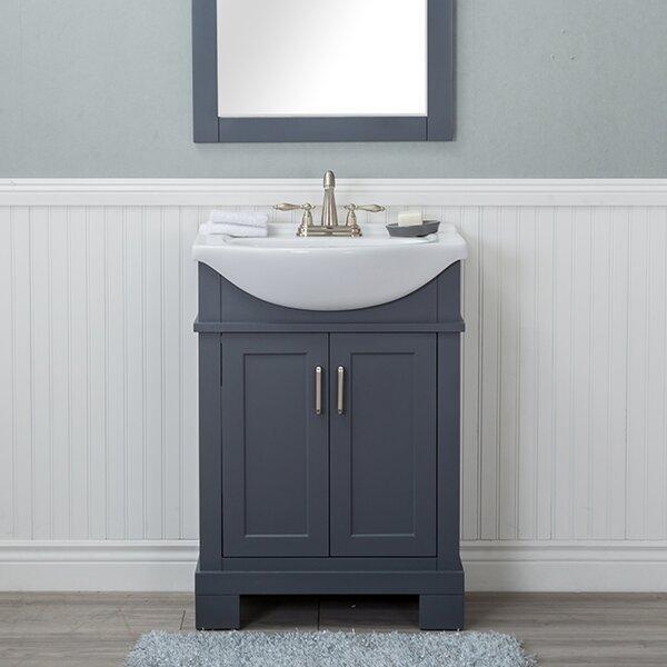 Guzman 24 Single Bathroom Vanity Set by Winston Porter