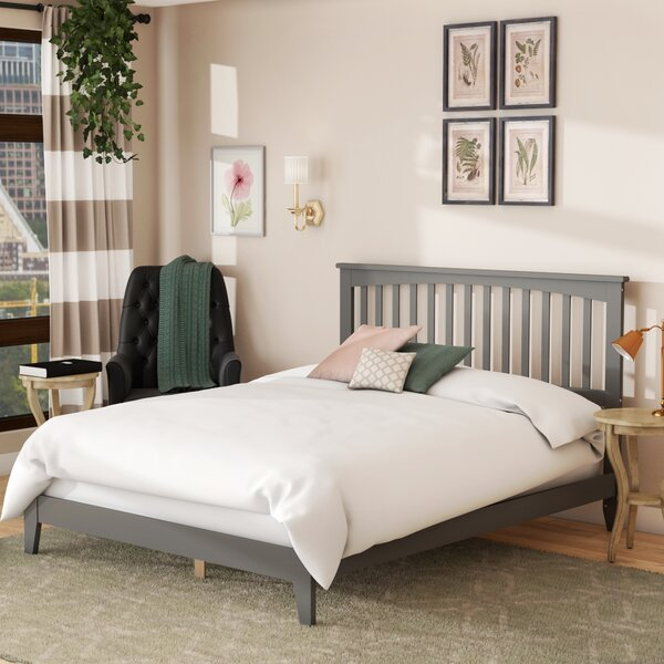 Katalina Standard/Platform Bed (Box Spring Required) by Grovelane Teen