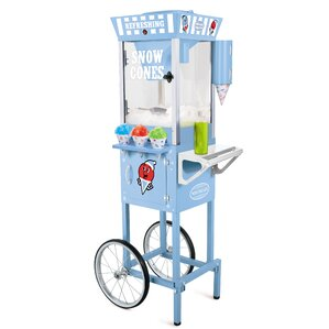 vintage snow cone cart - Commercial Snow Cone Machine