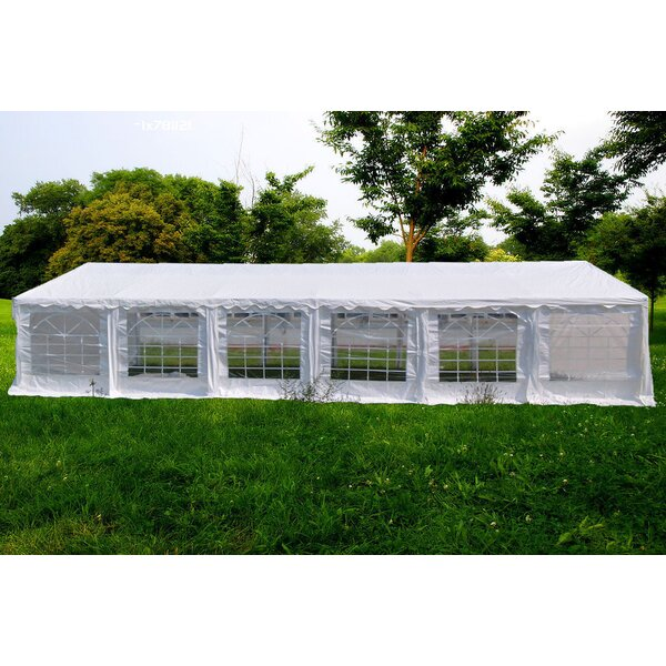 20 Ft. W x 40 Ft. D Steel Party Tent by American Phoenix