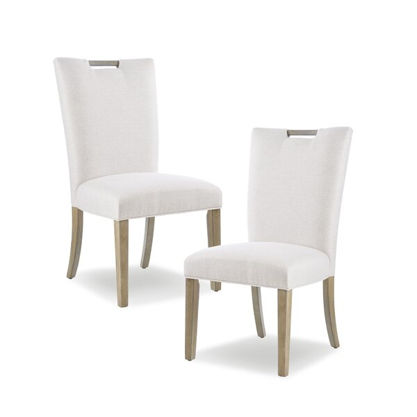 Sledmere Upholstered Dining Chair (Set of 2) by Gracie Oaks