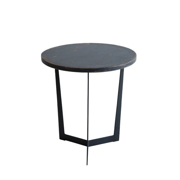 Hawes Abstract End Table By Foundry Select