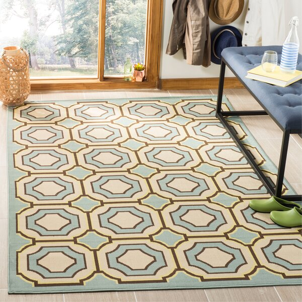 Hampton Green Indoor/Outdoor Area Rug by Safavieh