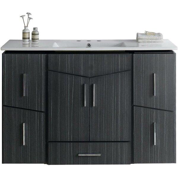 Keels 43 Single Bathroom Vanity by Orren Ellis