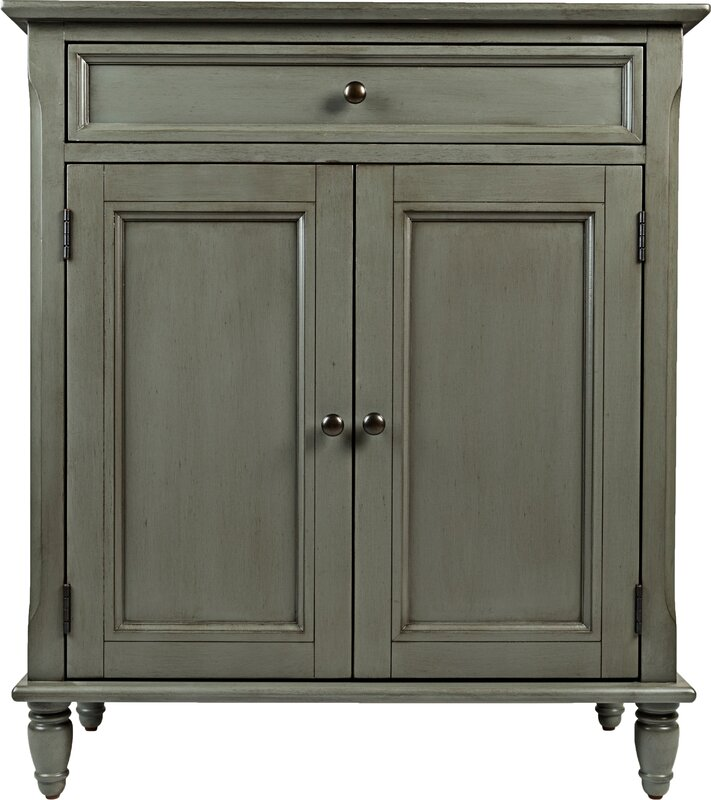 Darby home co durgan accent cabinet reviews wayfair for Wayfair kitchen cabinets