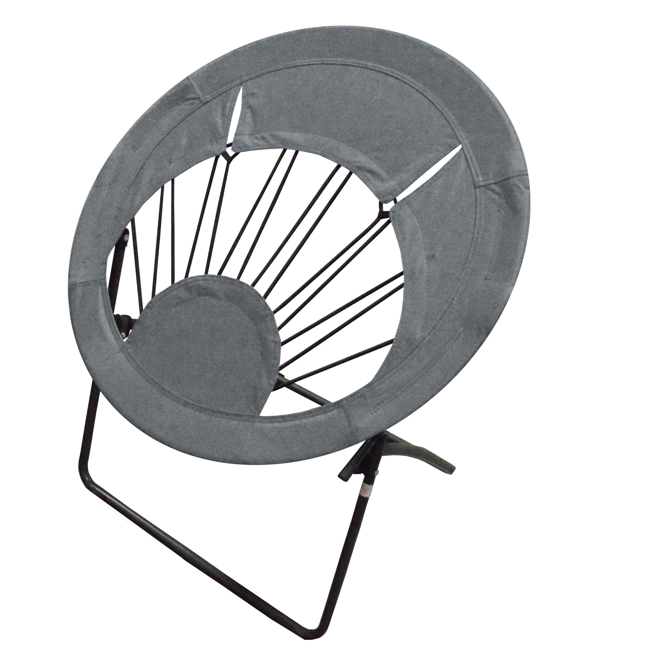 Latitude Run Bungee Folding Dorm Papasan Chair U0026 Reviews | Wayfair