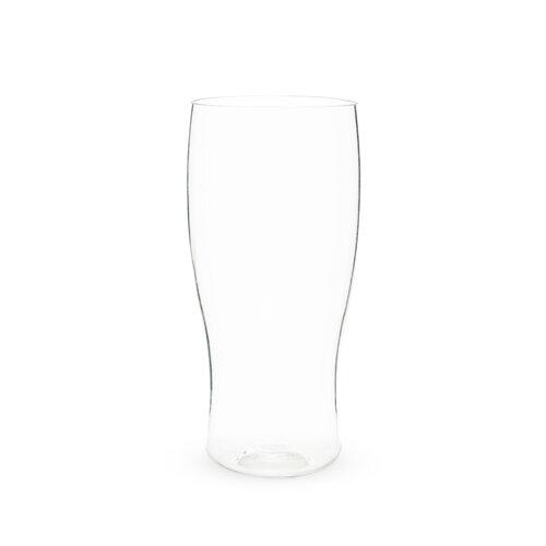 Flexi 20 oz. Plastic Pint Glass (Set of 2) by True Brands
