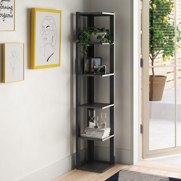 Luisa Corner Bookcase by Zipcode Design