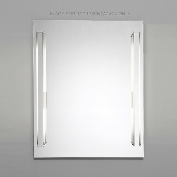 Reflexion Modern & Contemporary Lighted Bathroom/Vanity Mirror