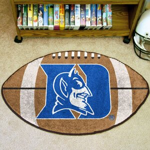 NCAA Duke University Football Doormat by FANMATS