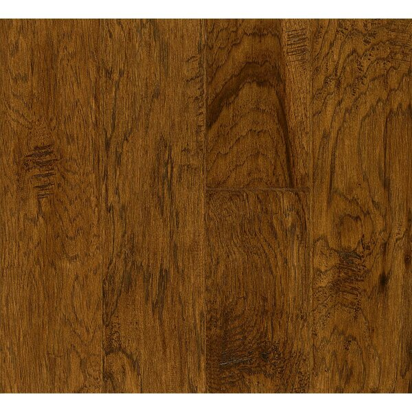 5 Engineered Hickory Hardwood Flooring in Fall Canyon by Armstrong Flooring
