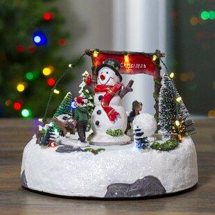 A Christmas Village 2021 Christmas Village Northlight Seasonal Christmas Decorative Accents You Ll Love In 2021 Wayfair
