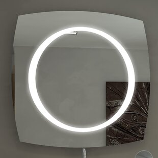 Compare & Buy Halo Bathroom/Vanity Mirror By Paris Mirror