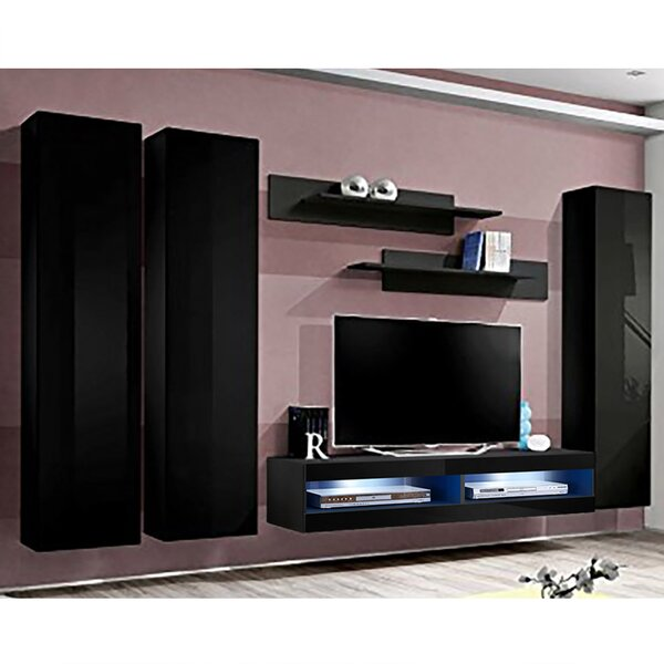 FLYCD1 Floating Entertainment Center For TVs Up To 70