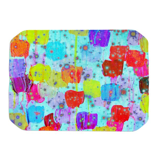 Ebi Emporium Speckle Me Dotty Placemat by East Urban Home