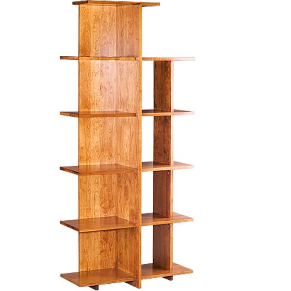 Joshua Low Right Standard Bookcase By Joe Ruggiero Collection