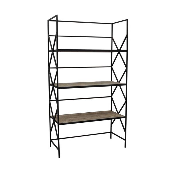 Mango Etagere Bookcase by NACH