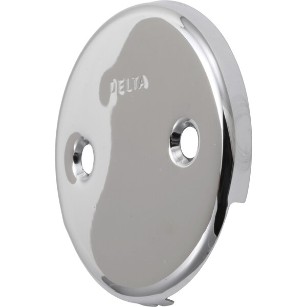 Replacement Overflow Plate by Delta