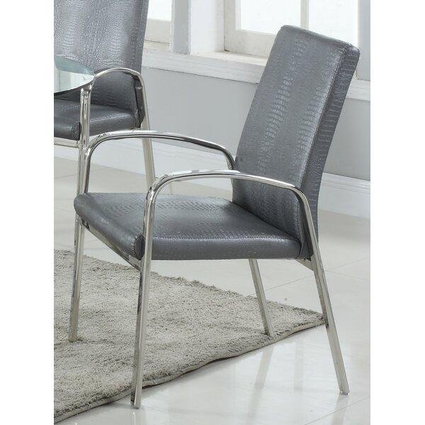 Katharine Upholstered Dining Chair (Set of 2) by Orren Ellis