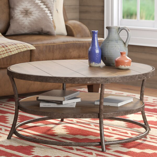 Boaman Coffee Table by Trent Austin Design