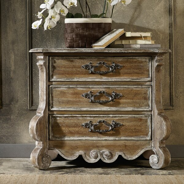 Charlotte Nightstand by Hooker Furniture