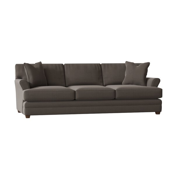 Living Your Way Flare Arm Extra Large Sofa By Wayfair Custom Upholstery™