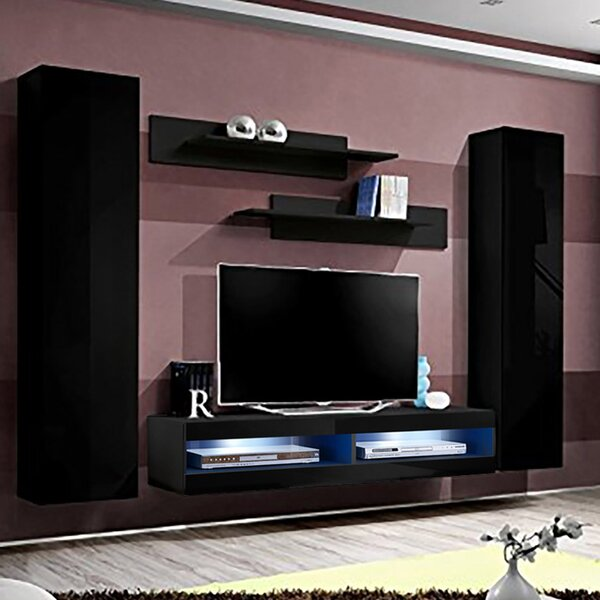 FLYAB1 Floating Entertainment Center For TVs Up To 70