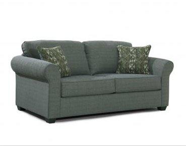 Ashburn Upholstery Full Sleeper by Charlton Home