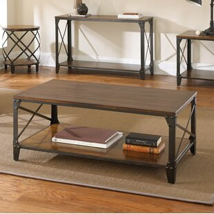 Lawrenceville 3 Piece Coffee Table Set By Trent Austin Design